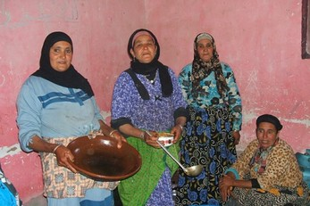 Crochet and Embroidery Training for Craftswomen of El Makhzen