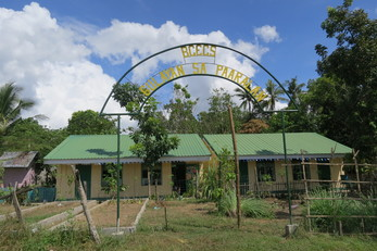 Bayawan City East Central School Garden for the Future