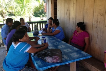 A Mill of Their Own-Remodeling a Space for Corazon's Women