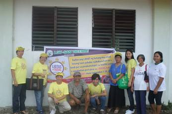Health Care Training of Barangay Health Care Workers and Parent Leaders