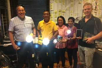 Rent-To-Own Solar Devices for Farmer and Fisherfolk Organization
