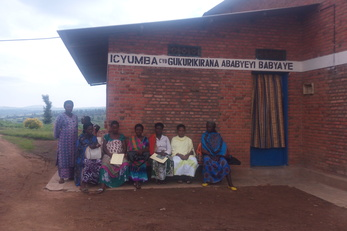 Cyabayaga Health Center Maternity and First 1000 Days Capacity Building Project