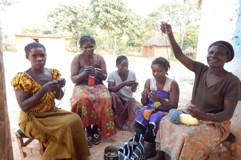 Kanyanda Women's Group Cafe of Learning and Jam Business
