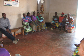 Saving Mothers Giving Life Community Health Worker Trainings - Kalomo District