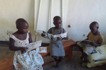 Campaign for Education and Economic Growth from the Kibangu Community Library