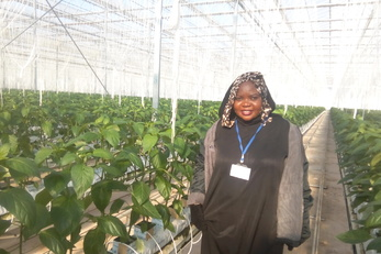 Engaging Community Women in Smart Farming and Food Processing