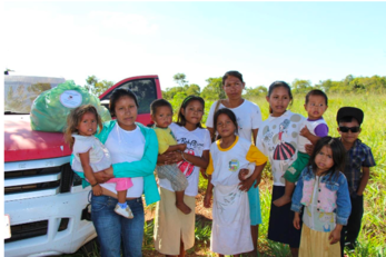 COVID-19: Food Support for Indigenous Families