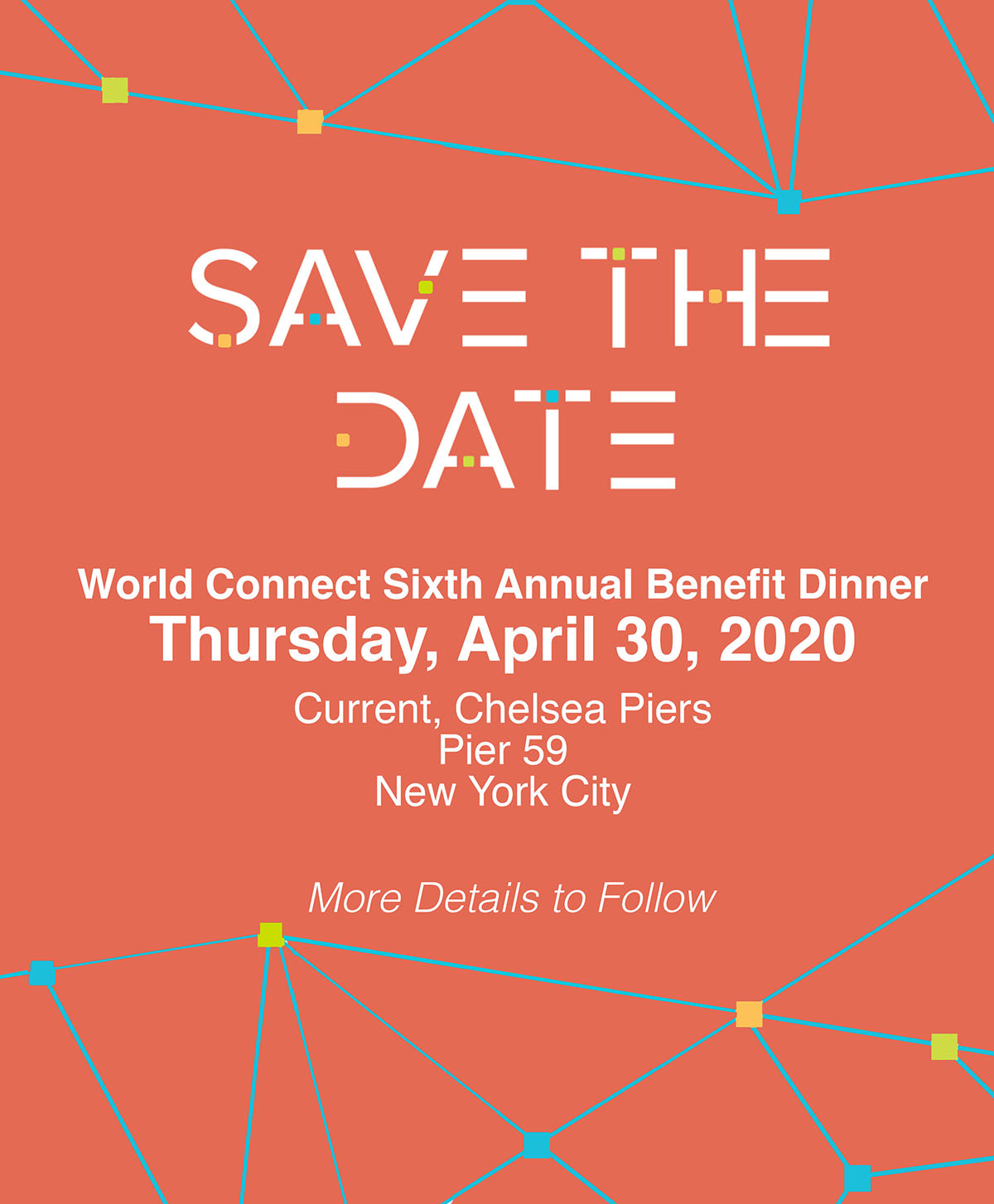 2020 World Connect Benefit Dinner